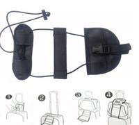 ремешок для багажа оптовых-Аксессуары для путешествий эластичный ремешок для багажа тележка ремень чемодан дорожная сумка фиксированный ремень регулируемая упаковка безопасности DDA255