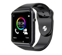 Wholesale Modern Android - For Iphone Bluetooth Smart Watch Apro Q18 Sports Mini Camera For Android iPhone Samsung Smart Phones GSM SIM Card Touch Screen