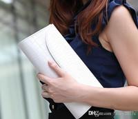 handgemachte kupplungen verkauf großhandel-Frauen Abendtaschen Hochzeitsbankett Party Handtasche 042 Tag Stein Muster Clutch Fashion Bag Handmade Sale