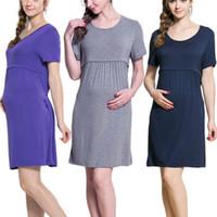 048c8d8a00c ... Breast Feeding Dresses for Pregnant Women Pregnancy Breastfeeding  Nursing Clothing. 40% Off