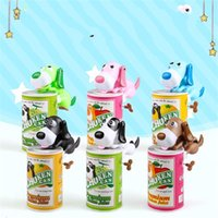 Wholesale Money Eating Piggy Bank - Piggy Bank Savings Money Cans Creative Lovely Mini Eat Plastic Interest Intellectual Children Kid Toy Dog Creative 15xb V