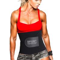 Wholesale Latex Waist Shapers Wholesale - Shapers Unisex Waist Cincher Trimmer Tummy Slimming Belt Latex Waist Trainer For Men Women Postpartum Corset Shapewear
