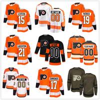 ec6382f17 Jori Lehtera Wayne Simmonds Nolan Patrick Scott Laughton Jersey 2019 Men  Women Youth Kid Philadelphia Flyers Winter Classic C A Patch Salute