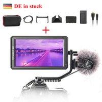 monitor para cámara réflex digital al por mayor-(puede enviar desde Alemania) Feelworld F6 5.7