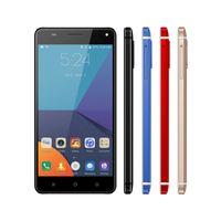 ingrosso email del corpo-Cellulare sbloccato UNIWA M68 5.5 pollici 2 GB di RAM 16 GB ROM Metal Body Fingerprint sblocco 4G LTE WIFI Android 7.0 Smartphone
