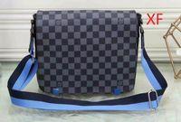 messenger bags großhandel-Qualität Herren Umhängetasche Business Bag Querschnitt Messenger Bag Post
