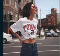Wholesale Boxing Tshirt - Box Logo t shirts Mens Nas photo tee Print Rapper Star Fans T-shirts Loose tshirt Luxury Brand Cotton Short Sleeve