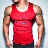 80fa0df6c225 Mens Running Vest Gym Sleeveless Shirt Summer Slim Tank 2018 Men Sport Vest  Top New Workout Training Man Singlet