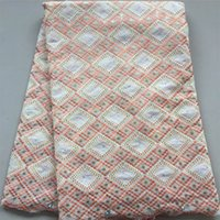 Wholesale organza lace fabric wholesale - organza Fabric Lace High Quality Latest African Laces 2018 With Stones Nigerian Tulle French Net Lace Fabric For