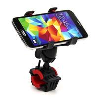 поддержка велосипеда оптовых-Велосипед держатель велосипед мотоцикл руль Держатель телефона Держатель поддержки велосипед ручка для Iphone Samsung XIAOMI GPS универсальный