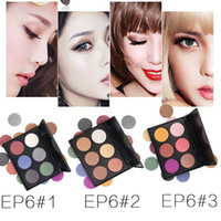 Wholesale new makeup tools - New Brand POPFEEL Color Makeup Matte Eyeshadow Palette Mini Makeup Palettes Pigment Makeup Tools Styles