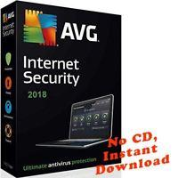 Wholesale Internet Homes - new version AVG Internet Security 2018 Serial Number Key License Activation Code Available to Full Version on dhgate.com and here