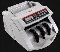 Wholesale money counts - Bill Counter, 110V   220V, Money Counter ,Suitable for EURO US DOLLAR etc. Multi-Currency Compatible Cash Counting Machine LLFA