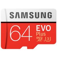 teléfonos celulares rojos al por mayor-Samsung original 64 GB Tarjeta de memoria roja Tarjeta Micro SD TF Class10 U3 SDHC SDXC 100Mb / s Tarjetas de memoria del teléfono celular