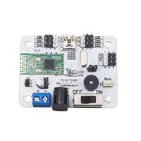 servoarme großhandel-6 Kanäle bluetooth Roboter-Servosteuerungsbrett / controller / Roboterarmsteuerung / PS2 Fernsteuerungs / mini usb / mit Schalter