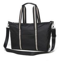 Wholesale handbag shoulder korea resale online - Fashion Korea Women Girls Large Capacity Nylon Solid Handbag Shoulder Bag Crossbody Messenger Bag Clutch Lady Bolsa Sac