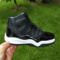 Wholesale leather shoes children for sale - Children shoes Basketball Shoes New space jam CNY s Sneakers kids Sports Running girl trainers With Box
