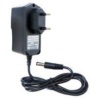 ingrosso adattatore di corrente alternata 12v 1a-Alimentatore DC 12V 1A / 12V 500mA / 9V 1A / 5V 2A Caricatore di alimentazione UE US Plug Convertitore AC 100V-240V