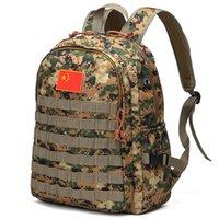 askeri sırt çantası günleri toptan satış-Silanda Spor 40L Askeri Taktik Sırt Çantası 3 Gün Assault Paketi Ordu Molle Bug Out Çantası Trekking Kamp Yürüyüş Açık Küçük Sırt Çantası