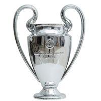 coleção de fãs venda por atacado-11.5 KG 77 cm tamanho grande Liga dos Campeões Pouco Troféu de Futebol Fãs para Coleções de Metal de Prata Palavras de Cor com Madrid