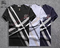 chemises pour hommes de marque achat en gros de-T-shirts de luxe pour hommes Brand Shirt Été Couple occasionnel Mens Designer Vêtements Loose Print manches courtes Tops Mens # 2005