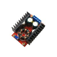 Wholesale laptop power boards online - 150W DC DC Boost Converter Step Up Power Supply Module V To V A Laptop Voltage Charge Board For Arduino