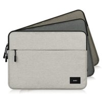 15 кожаный чехол для ноутбука оптовых-Вкладыш рукав ноутбук чехол ноутбук обложка кожи сумка для Macbook Air Pro 11
