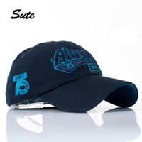 Wholesale Free Nyc - NEW Spring Brand New Cotton Mens Hat NYC Letter Bat Unisex Women Men Hats Baseball Cap Snapback Casual Caps M-18