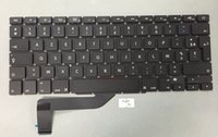 Wholesale apple france resale online - New AZERT FR French Keyboard for Macbook Pro Retina quot A1398 France Keyboard Year ME293 ME294 MGXA2 MGXC2 MJLQ2 MJLT2