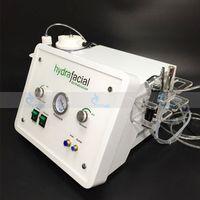 Wholesale Diamond Peel Machine Portable - 3 in 1 portable oxygen jet peel skin care facial rejuvenation diamond dermabrasion hydro facial machine