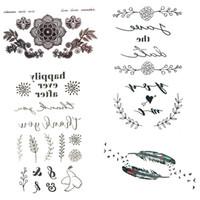 Vente En Gros Letter Tattoo Hand 2018 En Vrac A Partir De Meilleur