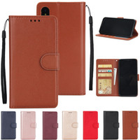 Wholesale flip cell phones online - PU Leather Case for iPhone XR XS MAX Plus Cards Slots Flip Cover Cell Phone Cases