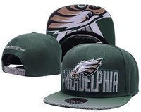 Wholesale eagle sky - Wholesale Top Philadelphia Adjustable Embroidery eagle Snapback Hats Outdoor Summer Men Basketball Caps Sun Visors Women Basketball Cap