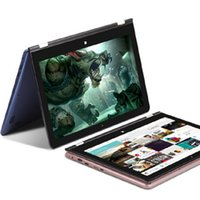 Wholesale Ips Tablets - Brand New 13.3 Inch Window 10 Touch IPS HD 1920*1080 Screen Smart Laptop Computer Intel 8GB DDR 3L RAM 128GB SSD Tablet PC 5G WiFi Notebook