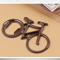 bisikletçi anahtarlıklar toptan satış-Bisiklet Açacağı Anahtarlık Sevimli Moda Bisiklet Metal Bira Şişe Açacağı anahtarlıklar Zincir biker için Yaratıcı Hediye bisiklet