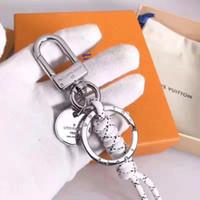 Wholesale best car keyrings for sale - Group buy Best Selling follower shape key chain Keychain Car Luxury Key Chain Key Ring Holder famous designer Keyring