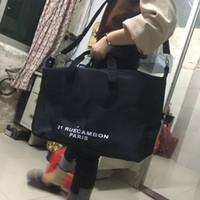 caisses de chaussures achat en gros de-NOUVELLE arrivée! Grande taille Sac de voyage de luxe avec motif Yogo sac de sport sac de rangement chaussures de plage