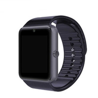 Wholesale german outdoor wear - GT08 Bluetoot Smart Watch With SIM Card Slot and NFC Health Watch for Android Samsung Smartphone Bracelet Smartwatch Wrist Wear Sync Clock