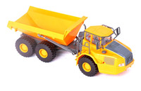 Wholesale sand car resale online - Eco Friendly Rc Truck Big Dumper Truck Engineering Vehicles Dumper Lorry Loaded Sand Car With Light Voice Toy For Kids