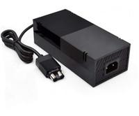 xbox wechselstromversorgung großhandel-AC-Adapter-Ladegerät-Zubehör-Kit mit neuem, hochwertigem Ziegel-Ladegerät Netzkabel für die Xbox One Konsole mit Steckerladegerät