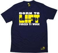 подъемная сила оптовых-SWPS родился, чтобы поднять вынуждены работать сухой посадки спортивная футболка