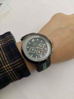 reloj deportivo unisex de cuarzo al por mayor-LOGO GC Moda Diseño Simple Unisex Hombres Mujeres Dama Relojes de Cuero Vestido Casual Cuarzo Relojes Deportivos para Hombres Mujeres Al Por Mayor