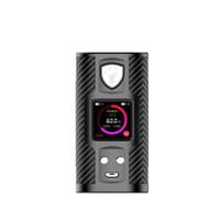 Wholesale fiber modes - 2018 Authentic Hato K-One 238w Vape Mod Color Clock OLED Screen VW TC Bypass M Taste Mode Carbon Fiber Box Mods E Cigarettes