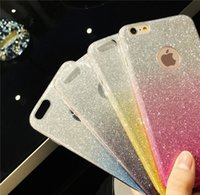 Wholesale jelly case for iphone - T2005 y 2015 full protection silicone case for iphone7 ,beautiful jelly back cover for iPhone7