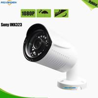 sensores cctv venda por atacado-1080 P Full HD AHD / TVI / CVI / CVBS câmera de CCTV 4 em 1 Câmeras sony sensor varifocal à prova d 'água / vandarproof câmera de segurança ao ar livre AS-MHD8304R3