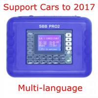 herramientas clave coche vw al por mayor-2018 Recién llegado V48.88 SBB Pro2 Programador de llaves Soporte Autos para 2017 Reemplazar SBB 46.02 Herramienta clave SBB multilingüe de alta calidad