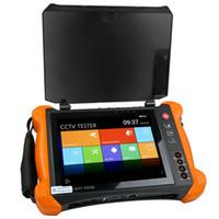 kamera test monitörleri toptan satış-8 inç Hepsi Bir Retina Ekran IP Kamera Test Cihazı Güvenlik CCTV Test Cihazı Monitör SDI / TVI / AHD / CVI / Multimetre / TDR / OPM / VFL / POE .. X9-MOVTSADH