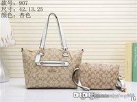 Wholesale Beige Bow Clutch - Fashion Women Bags M Handbags PU Leather Famous Jet Set Travel Saffiano Famous Brand Designer Tote Lady M Female Bag 38