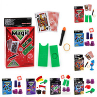 Wholesale tools range for sale - Multi Style Creative Fun Magic Props Close Range Stage Children Perform Tools Amazing Kids Conjuring Show Interesting Toys xd Z