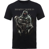 Wholesale lost clothing online - T Shirt Summer Disturbed Lost Souls Shirt S M L XL XXL Official T Shirt Metal Rock Band Tshirt Hot Sale Casual Clothing